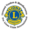 Licensed Vendors & Manufacturers for Lions Clubs International