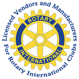 Licensed Vendors & Manufacturers for Rotary International Clubs