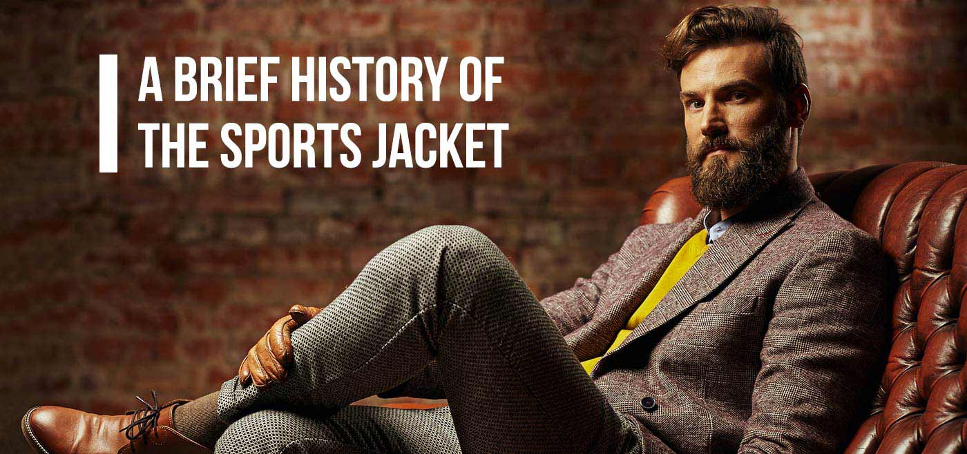 A brief history of the sports jacket