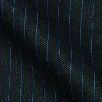 Medium weight wool blend in stripes