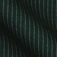 180s Italian Wool Blend Fabric From Gold Collection in One Eight inch Micro Stripes