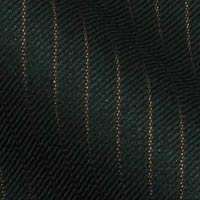 140s All-Wool fabric from Gold Collection in 1/8 inch contrast stripe
