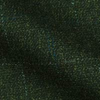 Pure Wool Winter Fabric in Old England Tweed with Window Pane Pattern