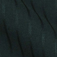 Super 140s Wool Cashmere Made in Italy by Lannifico Czarina in Tone on Tone Bankers Stripe
