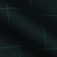 Super 120s Italian Wool  - in Basic Window Pane