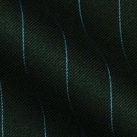Superfine 110s wool from Collezioni Milani di Vitaliano - 3/4 inch Pinstripe