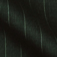Super Rusal Cannonico Wool in Bankers Pinstripe - Made in Italy