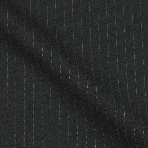 Superfine 150'S Wool and Cashmere in 1/2 inch Pinstripe