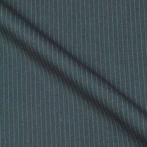 Superfine Wool and Cashmere in 1/4 inch Pin Stripe