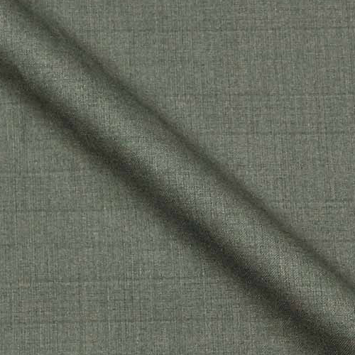 Super 150s Wool and Silk in wrinkle resistant Tone on Tone Subtle Window Pane