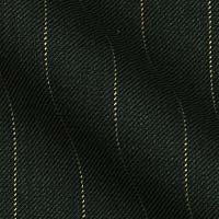 Medium lightweight 120s super wool in bronze pinstripes