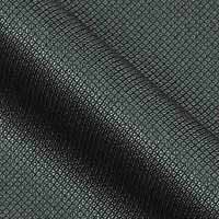 Wool Blend Designer Suiting In High Gloss Sharkskin Pattern
