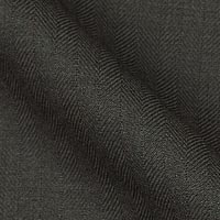 All-year 140s Super Wool and Cashmere Blend Fabric in Herringbone