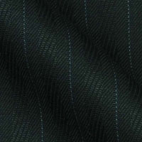 World Class Collection Fine Wool and Cashmere A La Roma in 3/4 Inch Classical English Stripe