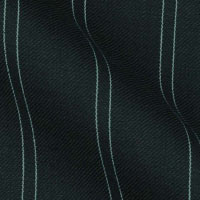 Super Fine 140 s Italian Wool & Cashmere From The Grand-Heritage by Luigi Vittorio In Double Stripe