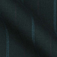 Super Fine 140s Italian Wool & Cashmere from The Grand-Heritage by Luigi Vittorio in Patterned Multi Stripe