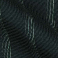 Super Fine 140 s Italian Wool & Cashmere From The Grand-Heritage by Luigi Vittorio In Contrast Multi Stripe