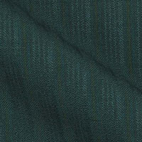 Super Fine 140 s Italian Wool & Cashmere From The Grand-Heritage by Luigi Vittorio In Two Tone Multi Stripe