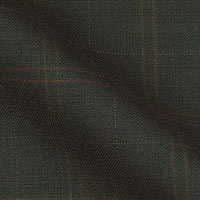 Super Fine 140 s Italian Wool & Cashmere From The Grand-Heritage by Luigi Vittorio In Overlaid Window Pane