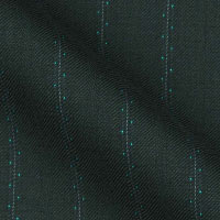 Super Fine 140 s Italian Wool & Cashmere From The Grand-Heritage by Enrico Santos In Trendy Pick Stitch Stripe