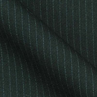 1/8 inch stripe all wool suiting - Made in India