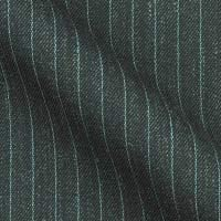 Super 180s Italian Wool in 1/8 inch traditional English stripes