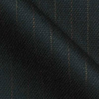 Pure New Wool - Made in Australia - Worsted Rust Stripe