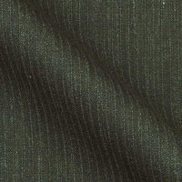 Super 180s Italian Wool in muted micro stripe