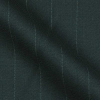 Super 120 wool and Cashmere by Luciano in subtle Chalk Stripe