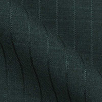 Super 150s Wool and Cashmere - Made in Italy Luxury Class in Sateen Tone on Tone Stripe