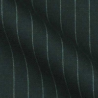 Super 130s Wool And Cashmere Gino Matteo Italian Collection in Pin Stripe