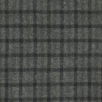 Pure Harris Tweed Small Checked Gingham Tweed Suit