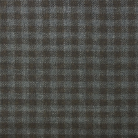 Pure Wool Gingham Tweed With Small Checked