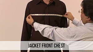jacket front chest