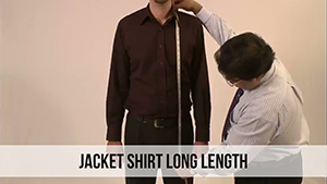 jacket shirt long length