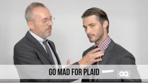 go mad for plaid