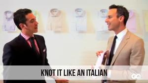 knot it like an italian