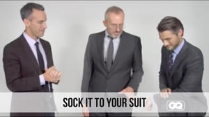 sock it to your suit