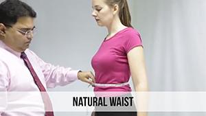 natural waist