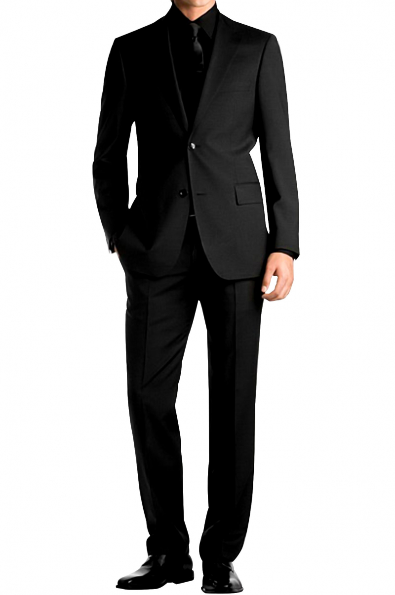 2001da516 An elegantly slim cut men s suit made up of a bespoke single breasted two  button suit