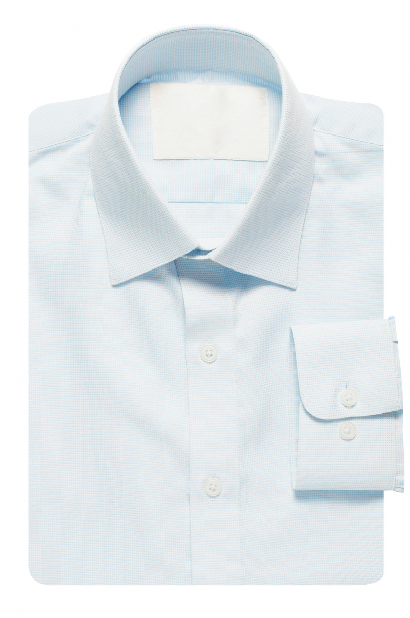 Mens Custom Tailored Dress Shirt