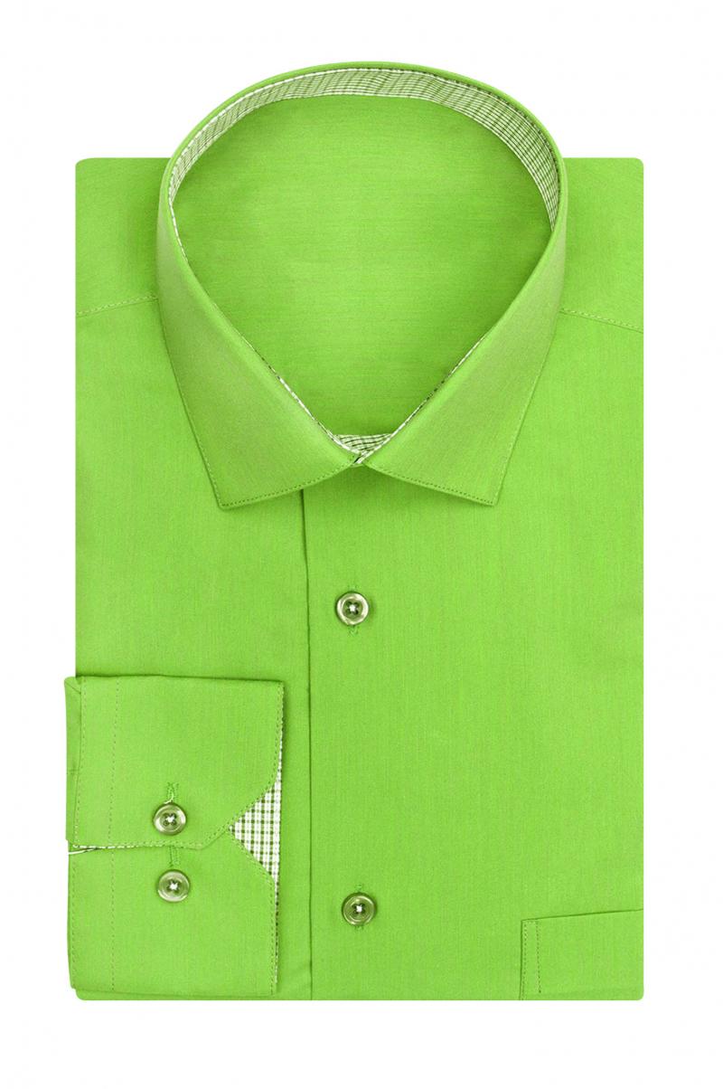 Mens Long Sleeve French Shirt