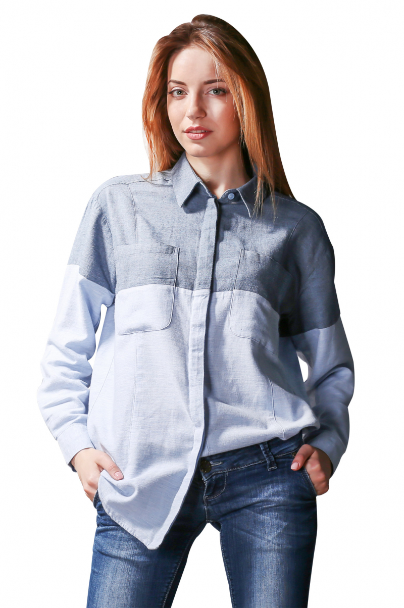 Womens Tailor Made Casual Shirts