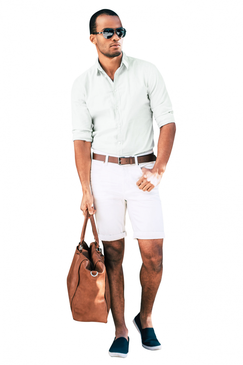 fe420f704906 Mens slim casual customized white dress shirt
