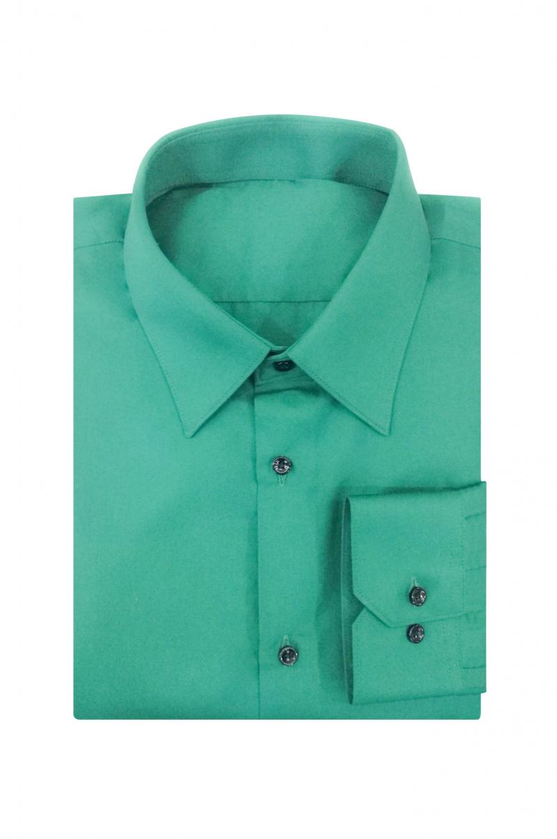 Mens Dressy Cotton Casual Shirt