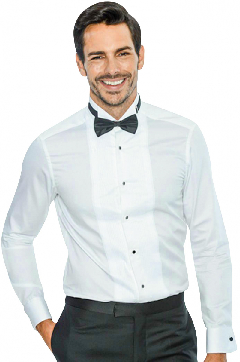 600526ff35c An Italian classic dress shirt made for the modern man