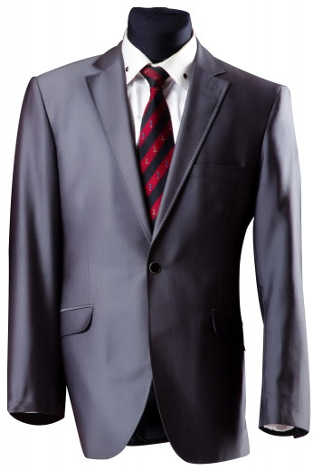 Wear this iconic mens handmade satin blazer in grey to interviews and meetings in order to portray a neat and refined formal look. This single breasted custom blazer also puts to show a classic slim cut fitting with 1 front closure button, 2 notch lapels, 2 lower flap pockets, and 1 upper welt pocket. Order online at My Custom Tailor to make this mens bespoke satin blazer a part of your elite handmade formal garments collection.