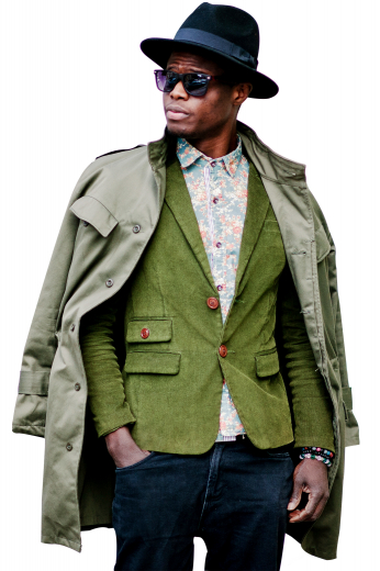 This men's custom made green coat is tailor made in a fine wool blend and cut to a slim fit, featuring a single breasted button closure, slanted welt pockets, and buttoned cuffs. The classic winter coat is perfect for your wardrobe, sure to become one of your favorites.