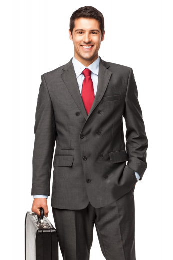 Mens Designer Brands – Double Breasted Suits – style number 17319