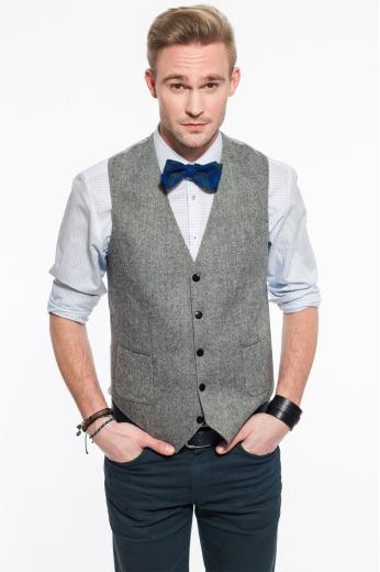 Mens Designer Brands – Vests and Waistcoats – style number 17323